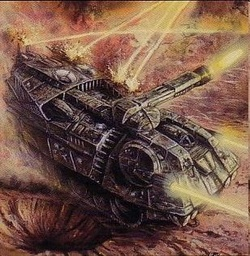 Galleon Light Tank