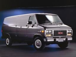 Vehicle: '93 GMC Van