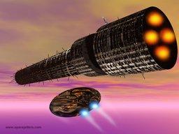 Terraforming Ship - UFPS Prometheus