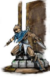 Thoven Shadowhand