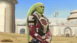 Captain Novus A'tak
