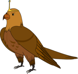 Morrow (the Giant Hawk)