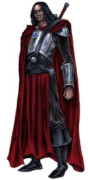 High Inquisitor Solomon Tyrath