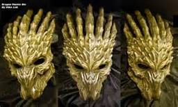 Basiliak Mask