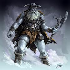 Uniir, Frost Giant King