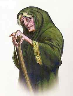 Old Mother Theodora