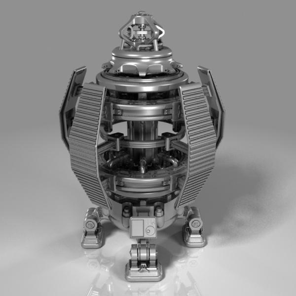Stasis Field Generator