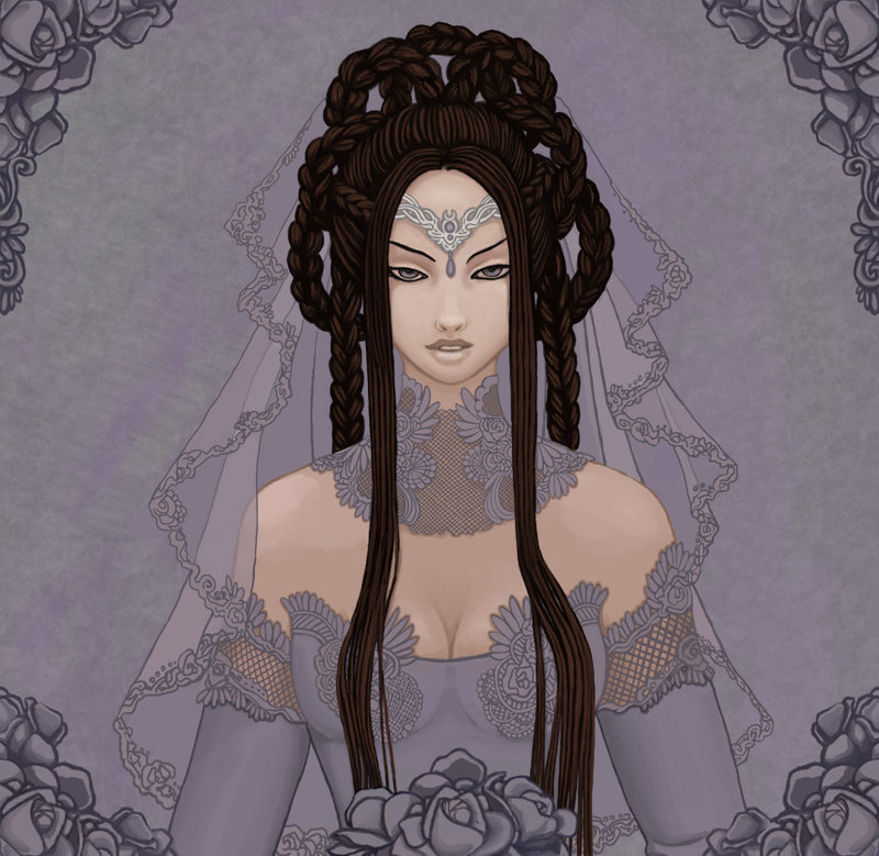 Queen Mishann of Cyre