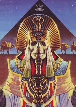 Pharaoh Amun-Re son of Takosh-Re