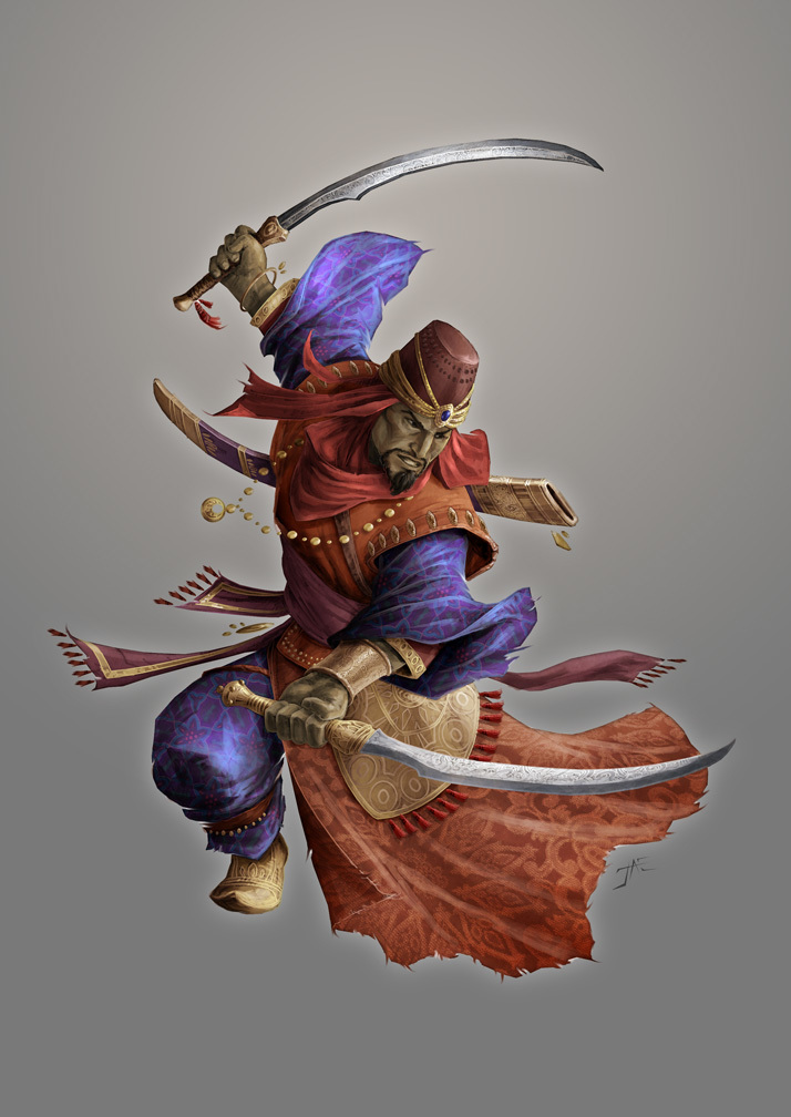 Faction - The Thune Dervishes