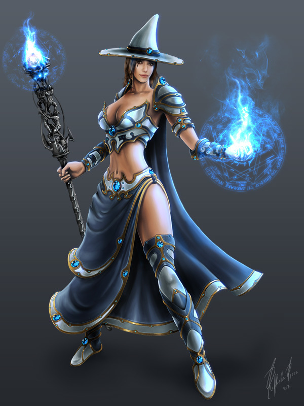 Namary the Enchantress