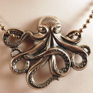 Squid Pendant