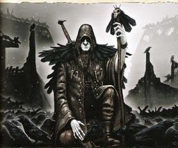 Le Maître des Corbeaux