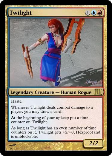 Twilight Magic Card