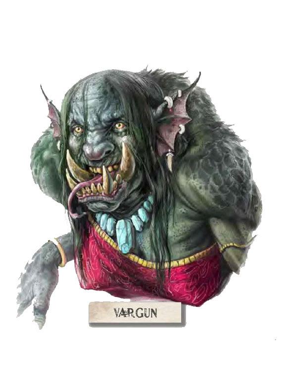Vargun