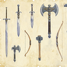 New Weapons List