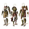 New Armor and Shields