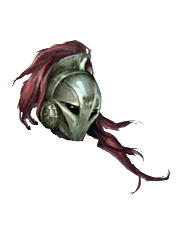 Iron Maiden's Helm