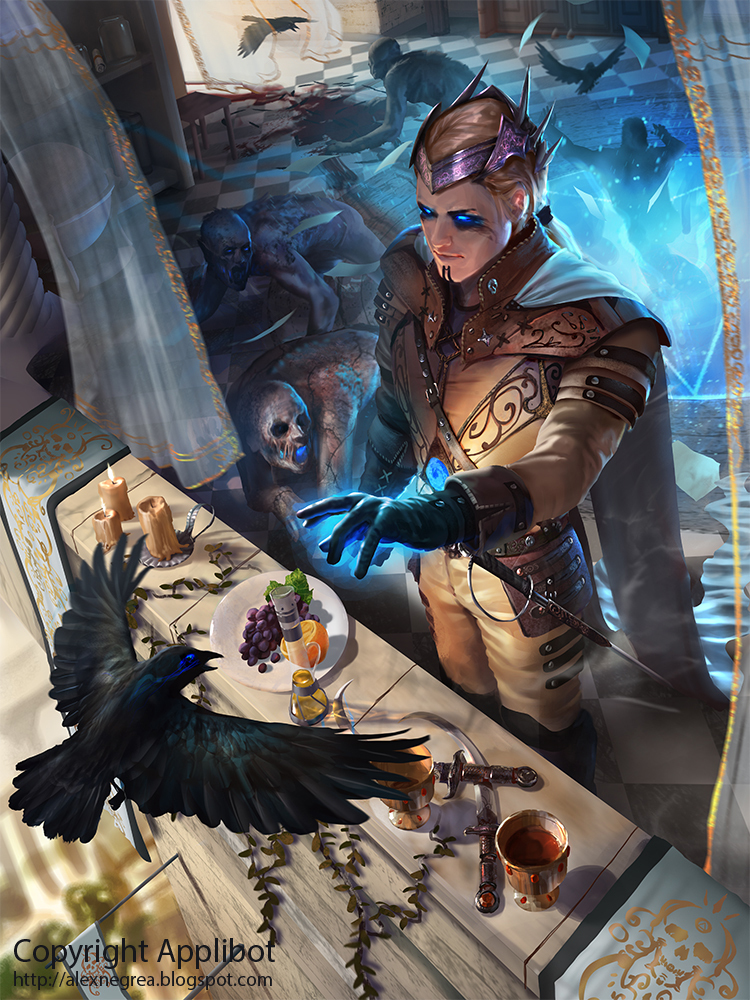 High Arcanist of Netheril