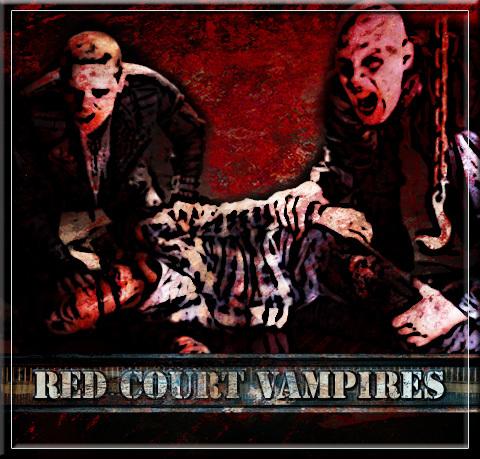 RED COURT VAMPIRE