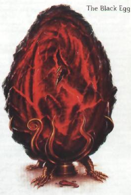 The Black Egg