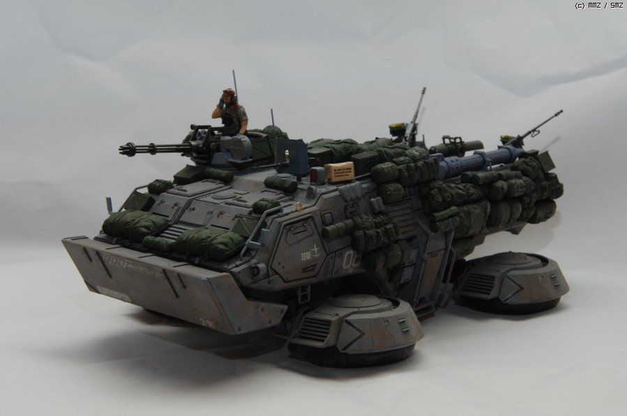 "Type 74 ""Buffalo"" Hover Truck"