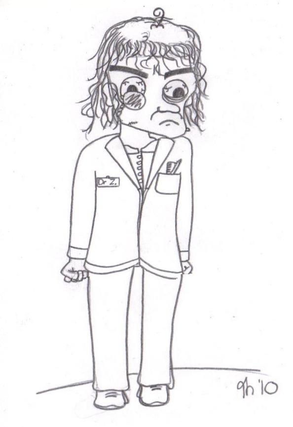 Dr. Zerstung