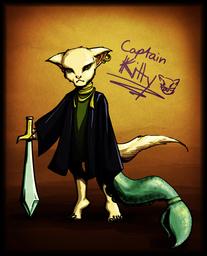 Captain Kitty Cat