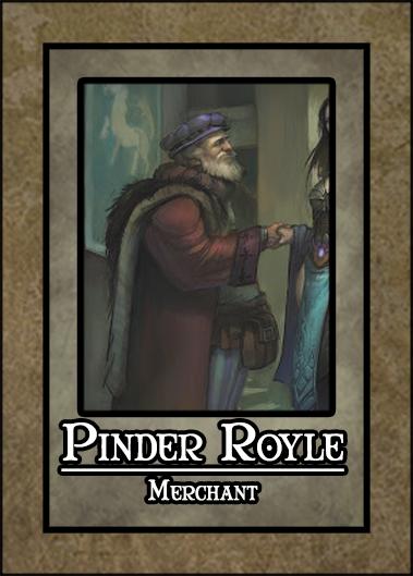 Pinder Royle