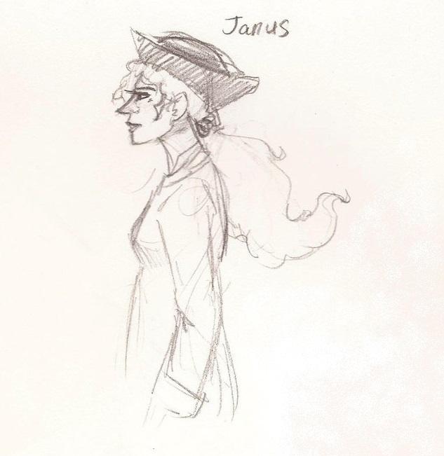 Captain Janus