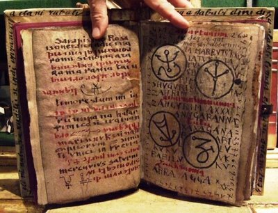 The Cailleachan's Spellbook