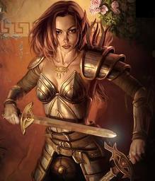 Lady Aribeth de Tylmarande