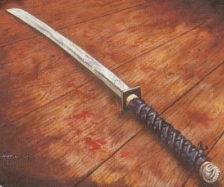 The Ronin's Blade