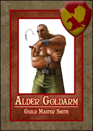 Alder Goldarm