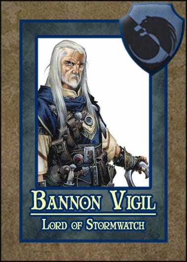 Bannon Vigil