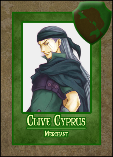 Clive Cyprus