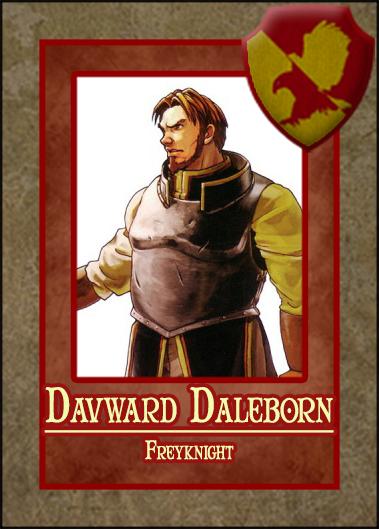Davward Daleborn