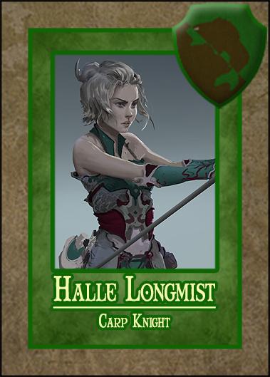 Halle Longmist