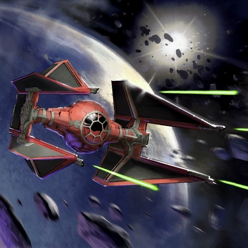 RedSkull TIE Interceptor Ace