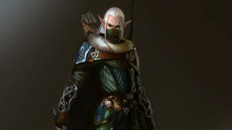 "Sir Darfin ""Longwalker"" Floshin"