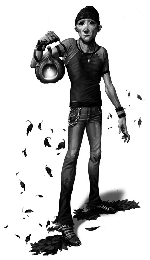 Jack o' the Lantern