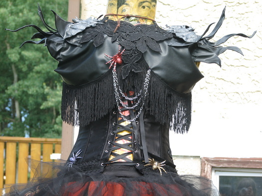 Corset of Dire Witchcraft