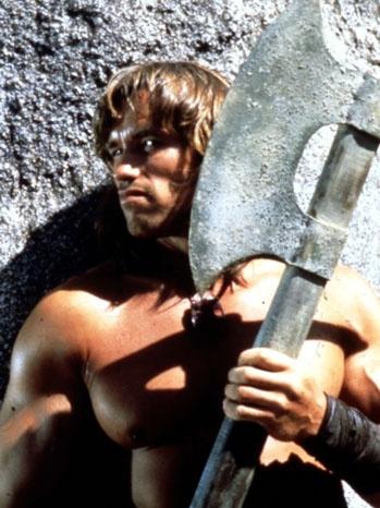 Eric the ol' Barbarian