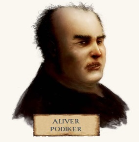 "Aliver ""Pillbug"" Podiker"