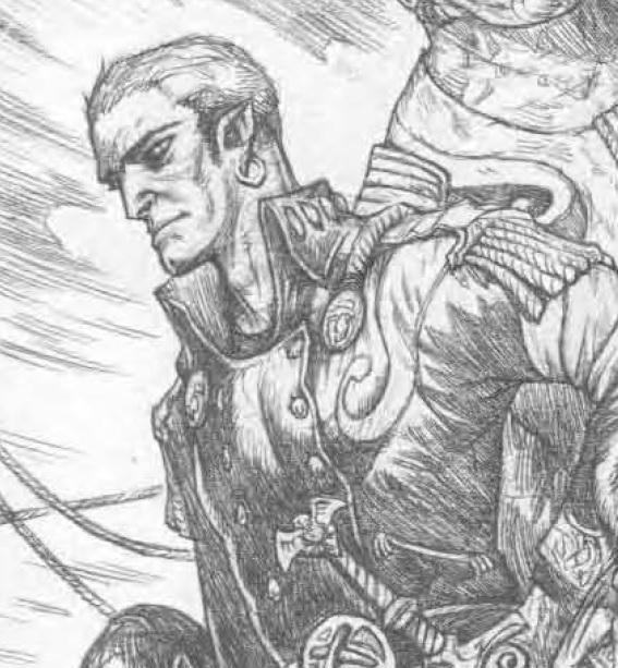 Captain Alastair 'Nyther' d'Lyrandar