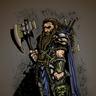 "Stenrick ""The Brave"" Tallbeard"
