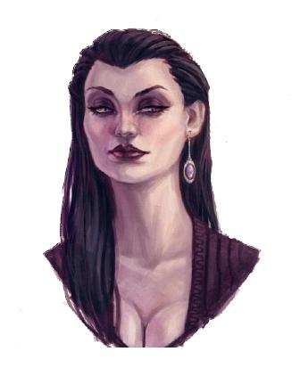 Lady Urora Demerrval