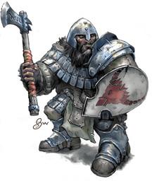 Theros Ironfist