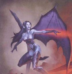 Countess Sarya