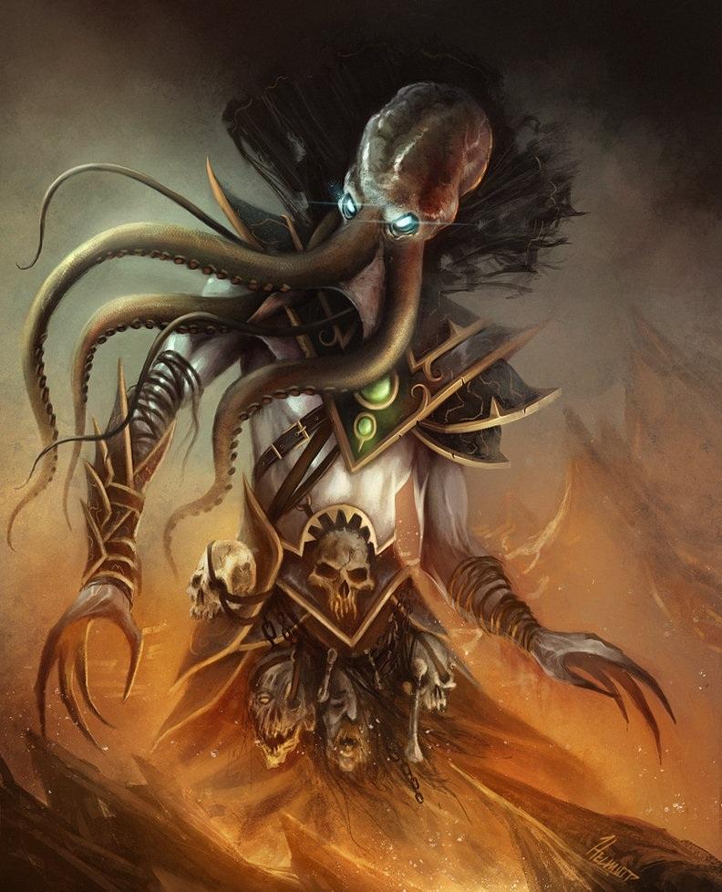 Zithirid, the Fate Weaver